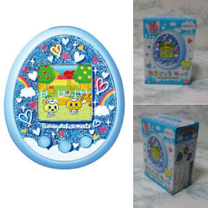 Bandai Tamagotchi Meets Fairy Tale Meets ver Blue FREE shipping Worldwide