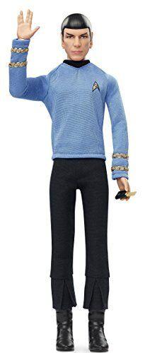 MATTEL Barbie Collector Bambola-STAR TREK 50th ANNIVERSARIO DELLA SERIE ORIGINALE -