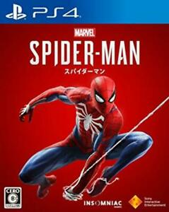 Sony Interactive Entertainment Marvel's Spider-Man - PS4 Japanese Ver.