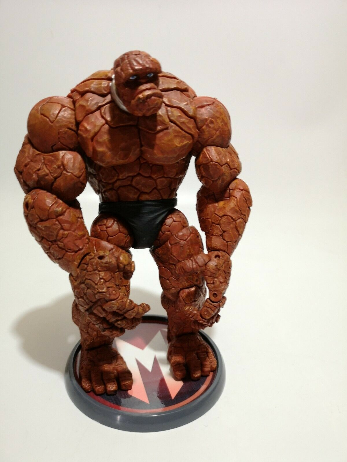 TOYBIZ Marvel Legends - HOUSE OF M - Box Set - The Thing - Loose Figure