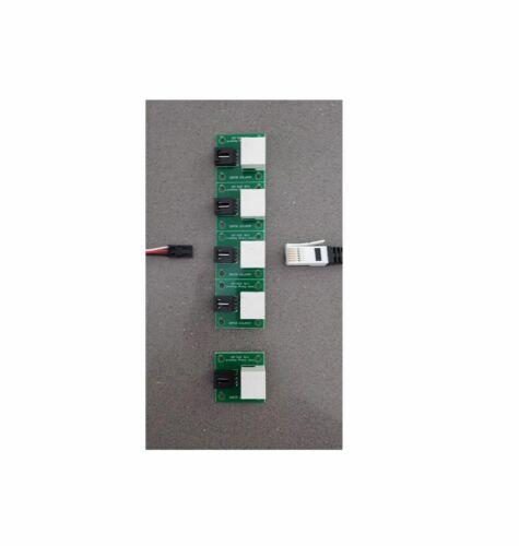 Green Energy Research Sensor adapter from Vernier to Analog