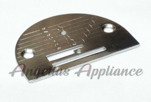 Throat Plate//Needle Plate Graduated for SINGER 15-88 15-91 15K 201-1 201K 210-2