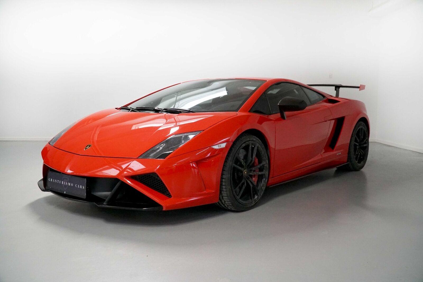 Lamborghini Gallardo 5,2 LP 570-4 Squadra Corse E-gear 2d
