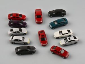 50pcs-HO-Scale-1-87-1-100-Mixed-C100-Model-Car-for-Building-Highway-Scenery