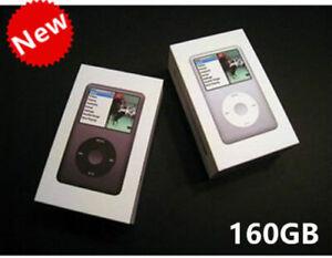 US-Seller-New-original-iPod-Classic-7th-Gen-160GB-black-Latest-Model-sealed