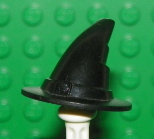 Headgear Sorting Hat Minifig Wizard - Black LEGO 4701 Harry Potter