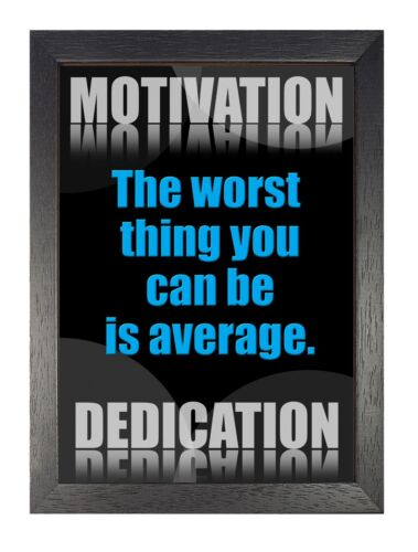 Motivational 205 Poster Body Gym Inspiration Dream Don/'t Quit Strong Photo