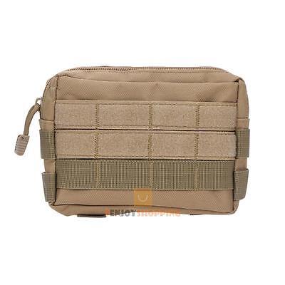 Tactical Molle Pouch Belt Waist Pack Bag Military Fanny Waist Pack Phone Pocket