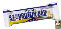 Weider 32 % Protein Bar Box With 24 Seal A 60 (per 100 G)