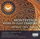 Cambridge Taverner Choir Missa in Illo Tempor 0794638037223