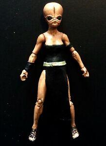 JABBA'S DANCER (BITH) Star Wars custom action figure Khetanna / Jabba's Palace