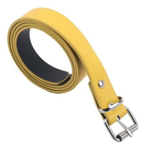 Kids Waistband Waist Strap Children Belts Simple Alloy Buckle Boys Girls New L