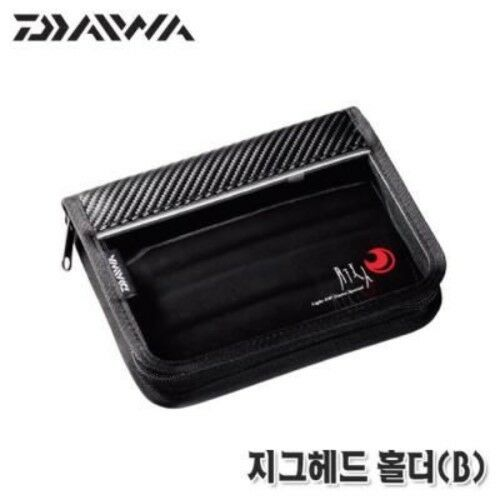 Daiwa GEKKABIJIN JIGHEAD LURE HOLDER Lure Bag Hook Versatile Case 943116
