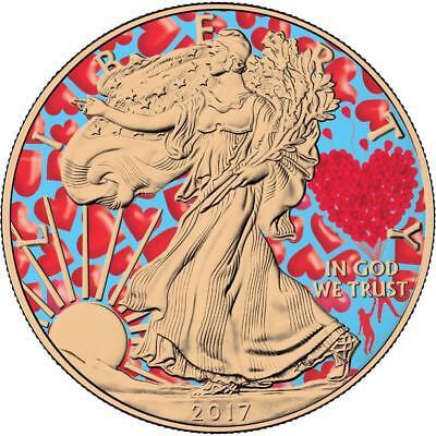 USA 2018 1$ Liberty Eagle La Jolla San Diego 1oz Silver Gold Plated Coin