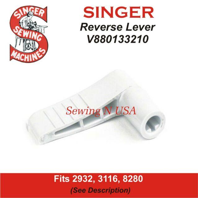 NEW REVERSE LEVER FOR SINGER 8280