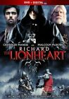 Richard The Lionheart DVD 2013 Malcolm McDowell