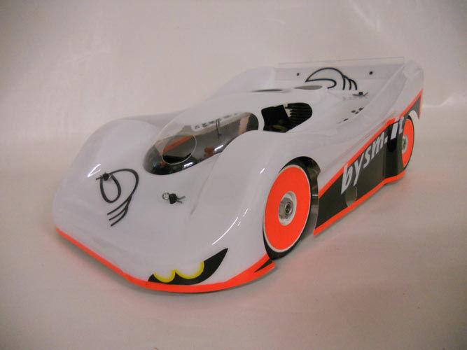 SM12 1 8 Scale Rc Car kropp BYSM 1.5 Hobao GT Kyosho GT Serpent Traxxas Slash