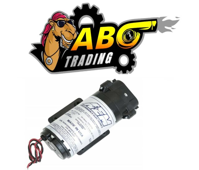 Methanol Injection 6-Amp Recirculation-Style Pump 200psi 30-3015 AEM Water