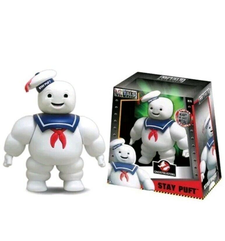 METALS METALS METALS DIE CAST GHOSTBUSTERS STAY PUFT FIGURE M78 6e3f9d