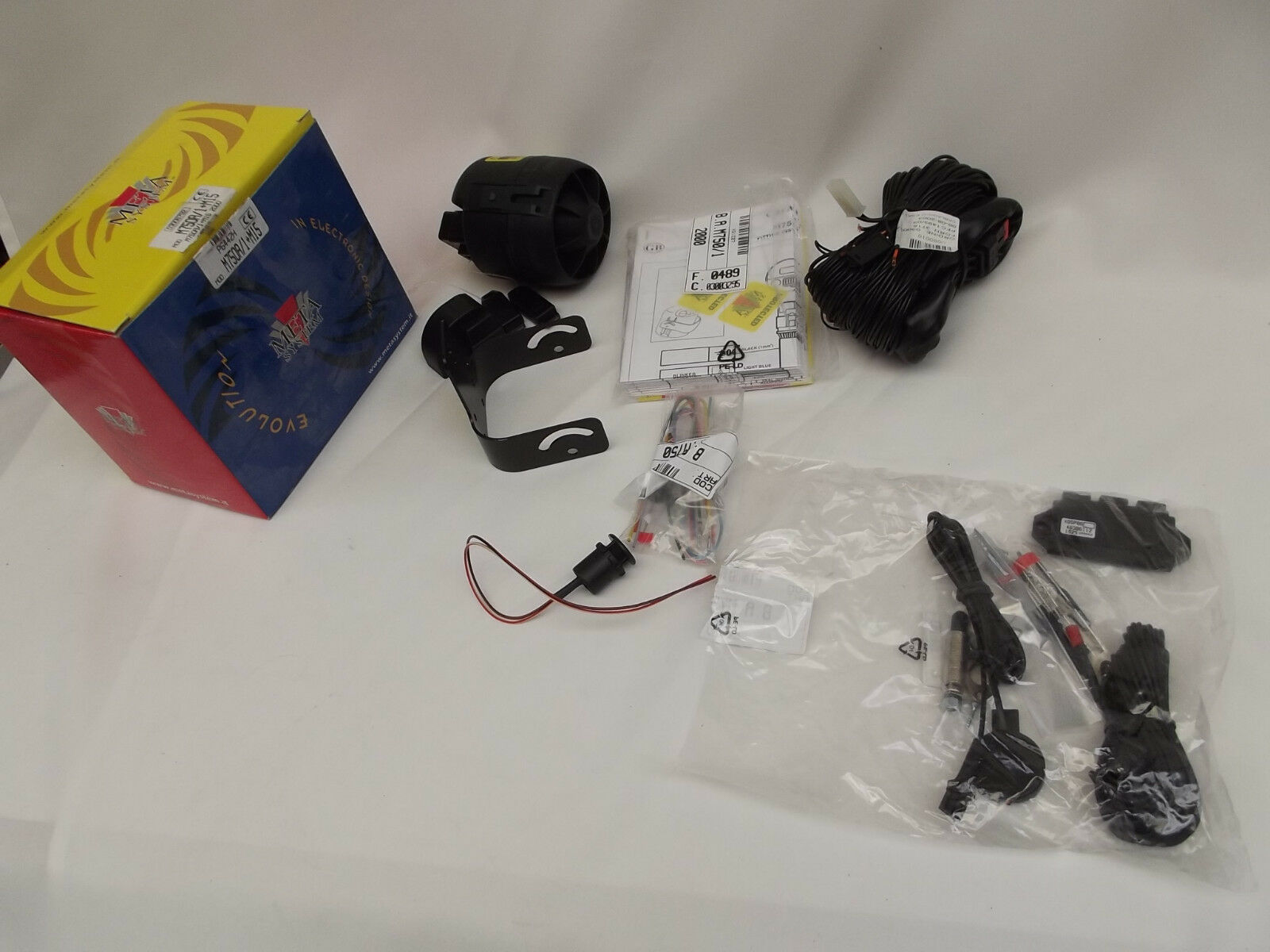 META SYSTEM M750A 1+M15 Alarme                                    mb1