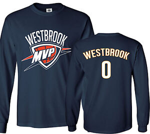 los angeles 49449 bdb8f Details about Russell Westbrook 'MVP