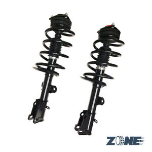 Front-pair-Complete-Strut-Assembly-w-Spring-For-Chrysler-Town-amp-Country-2008-10