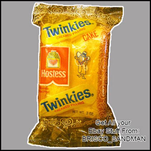 Version B Fridge Fun Refrigerator Magnet HOSTESS TWINKIES Package Retro Food