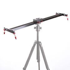 120cm Camera Track Dolly Slider  System for Film DSLR Video Camera Stabilizer