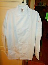 Chef Revival Unused White Chef Jacket Xl Poly Cotton Coat