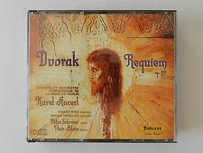 2 CD Dvorak Requiem op. 89 Karel Ancerl Elisabeth Rose Prenzlow Schreier Adam