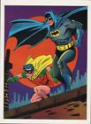 Vintage 1978 BATMAN & ROBIN Pin up Poster DC Comics