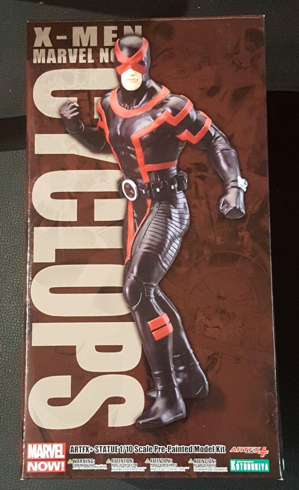 Cyclops marvel now kotobukiya X - Sie