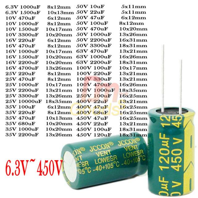 180uf 10v NCC Electrolytic Capacitor 10v180uf LXY Low impedance 20pcs