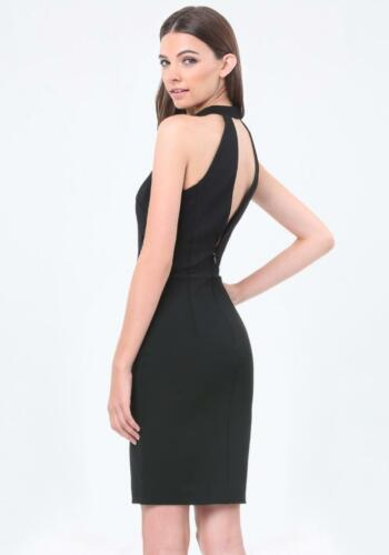 Black Dress Up 139 Xxsmall Xxs Nwt Lori Ponte Nuovo Bebe Lace dwFpaXWwqO