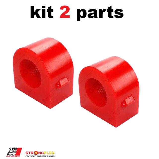Fiat Croma front anti roll bar polyurethane bush kit 0350390, 71749131
