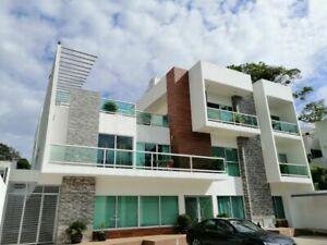 Lujoso departamento en renta, zona Araucarias; Ánimas Xalapa