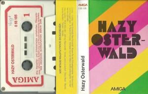 HAZY OSTERWALD DDR AMIGA MC: HAZY OSTERWALD (NUR ALS MC; KEINE LP) - Zwickau, Deutschland - HAZY OSTERWALD DDR AMIGA MC: HAZY OSTERWALD (NUR ALS MC; KEINE LP) - Zwickau, Deutschland