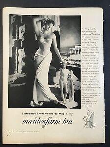bra Vintage maidenform