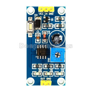 5pcs DC 12V Delay Relay Shield NE555 Timer Switch Adjustable Module Timer Board