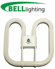 28w 28 watt 2 D Bulb CFL Square Fluorescent Lamp 4 Pin Energy Saving 3500K  x 10