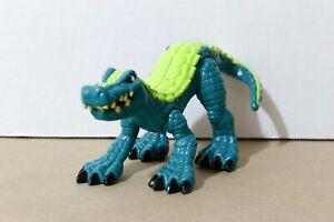 Imaginext 2013 Saharicus Crocodile Dinosaur Toy / Figure - Fisher-Price Mattel