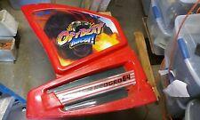 Hyper Neo geo 64 arcade sidepanel #1