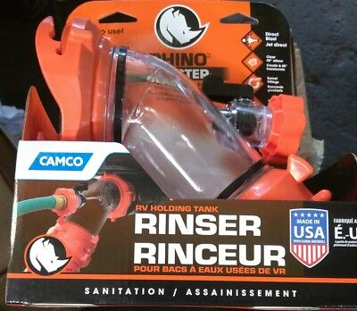 New Camco Rhino Blaster Rv Holding Tank Rinser 39082 Ebay