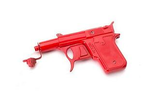 Retro-Metal-Die-Cast-Potato-Spud-Gun-Water-Pistol-Toy-Gun-Traditional-Toy