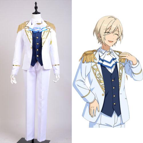 Ensemble Stars!fine Unit Yuzuru Fushimi Cosplay Costume Suit Uniform Outfit Coat