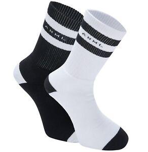 Animal-NUEVO-Hombre-socko-Pack-2-calcetines-variados-NUEVO-CON-ETIQUETA