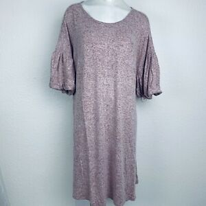 LANE-BRYANT-Pink-Women-Dress-Size-14-16-New-With-Tags