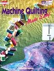 Machine Quilting Made Easy by Maurine Noble (Paperback, 2006)