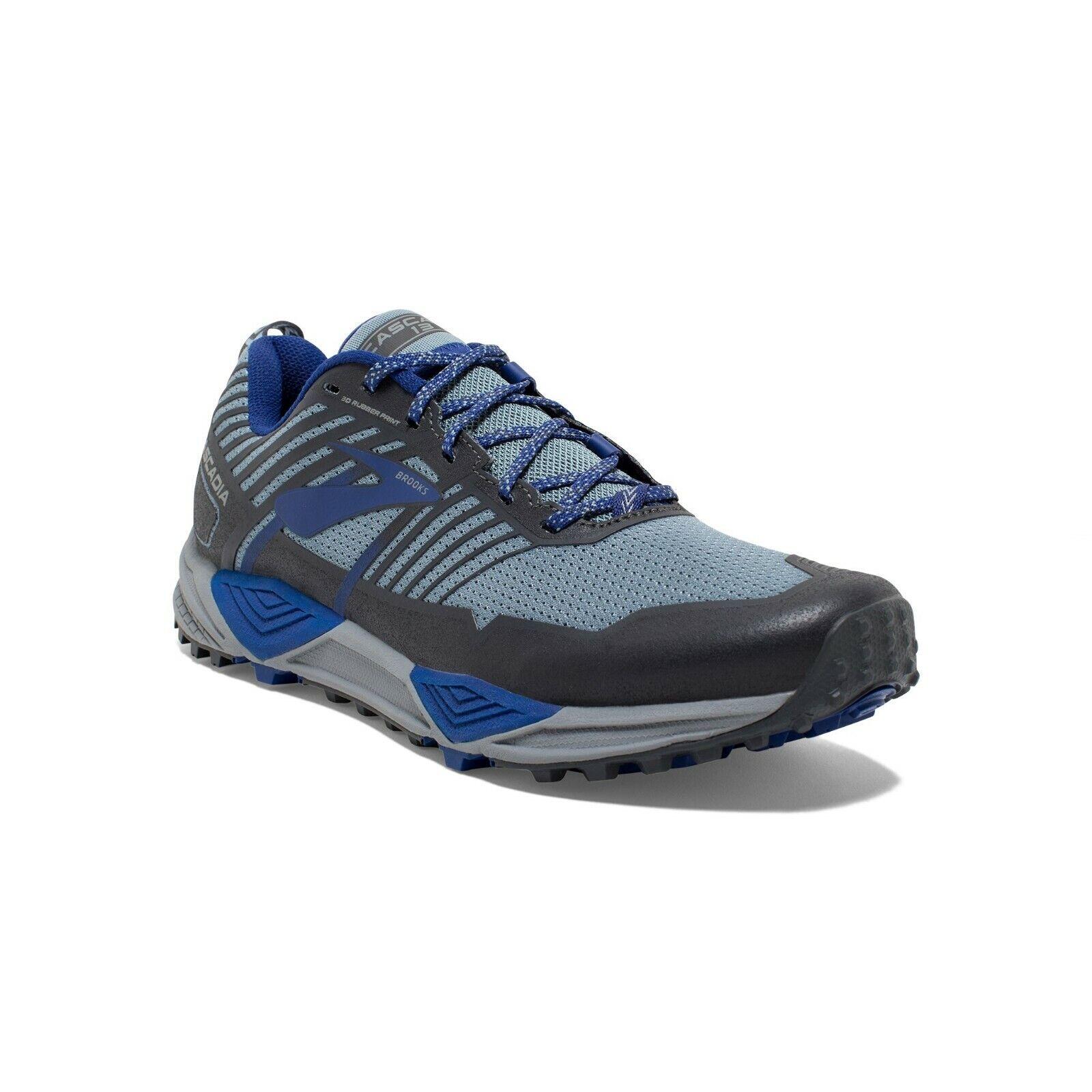 [110285.058] nuevo Brooks Cascadia 13 Zapato-De Hombre Trail Running Talla  11 D
