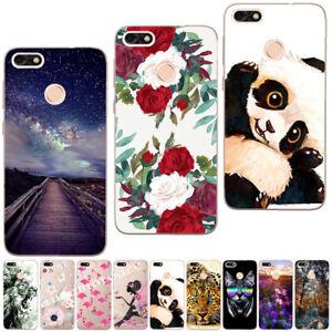 sale retailer 43f6f 51bd5 Details about For Huawei P Smart Y6 Y9 P8 P9 P10 P20 Lite Pro 8e Painted  Soft Phone Case Cover